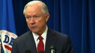 Jeff Sessions: Travel ban protects Americans