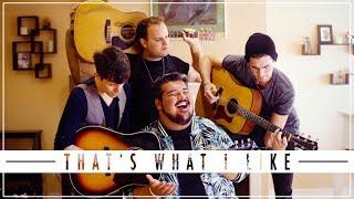 THAT'S WHAT I LIKE - Bruno Mars - Mario Jose, KHS COVER