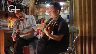 Anh yêu em như câu hò ví dặm - Độc tấu tiêu NSUT Đức Liên - Đệm đàn Guitar: Văn Anh