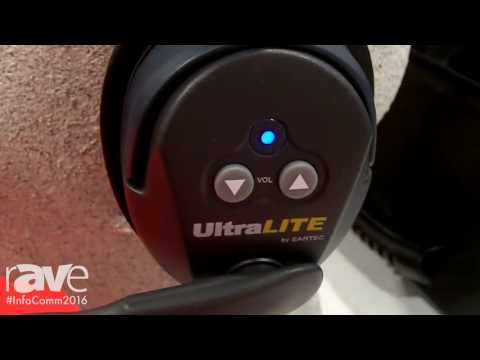 InfoComm 2016: Eartec Launches UltraLITE Wireless Intercom System