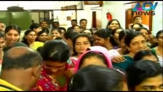 People go frenzy for Sachin in Trivandrum