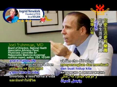 Dr. Joel Fuhrman: Improving Your Health through a Plant-Based Diet (2/3)
