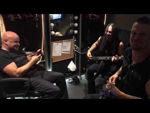 Disturbed On Tour: Immortalized (Chipmunks Version)