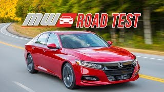 2018 Honda Accord | Road Test