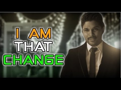 I Am That Change Short Film  -  Allu Arjun, Sukumar