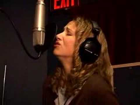 Joan Osborne Exclusive in Studio Video from her new album Video