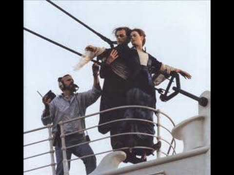 Pics From The Titanic Set