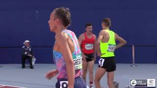 Mens 1500m - Final - Australian Athletics Championships 2018