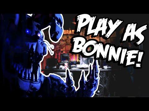Bonnie Simulator: Part 1 - PLAY AS BONNIE!