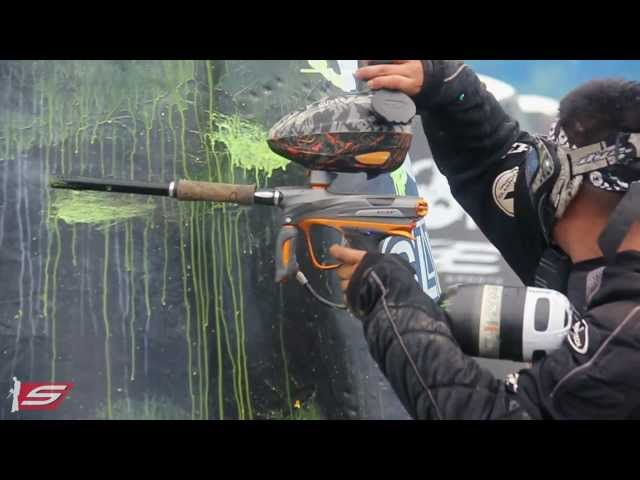 PALS Thailand 2013 - D2 Finals - Guam All Stars vs Republic CMX - Paintball Thailand