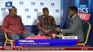 APC, PDP Chieftains Deny Buying Of Votes During Ekiti Election  Politics Today 