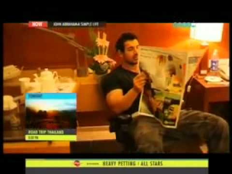 John Abraham - A Simple Life by ndtv good times Episode - 1