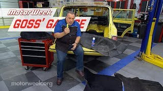 How to Replace the Carpet in your Car   Goss' Garage