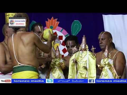 దేవుడి అభిషేకం చూడ్డానికి వేయి కళ్ళు చాలవు | Latest Telugu News | Lorenzo Media