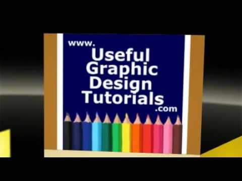 Free Graphic Design Tutorials - how to Create Your Own ...