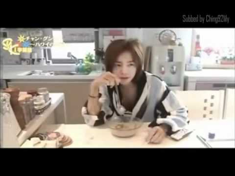 [Eng Subbed] Jang Geun Suk In Hawaii - Part 1