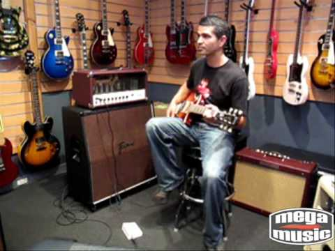 Cornford Hellcat 30 Demo