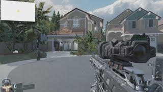 MY HOUSE IS AN OFFICIAL CALL OF DUTY MAP!!