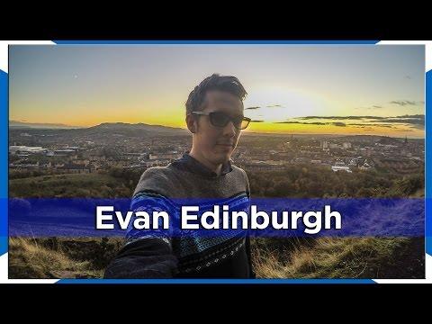 Evan Edinburgh! | Travel