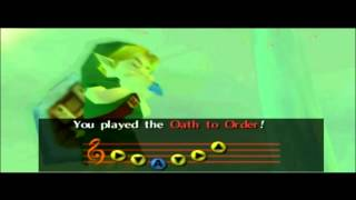 Zelda Majoras Mask - All Ocarina Songs