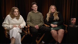 Josephine Langford, Hero Fiennes Tiffin and Anna Todd talk 'After'
