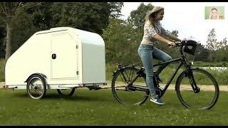 CAMPER BIKE -  La caravane pour les campeurs cyclistes