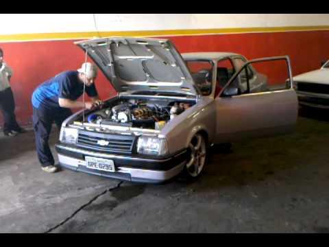 Chevette Ap 2.0 Turbo Forjado FuelTech