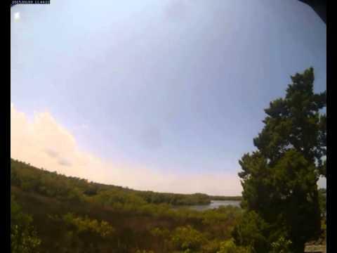 Cloud Camera 2015-08-09: Pasco Energy and Marine Center
