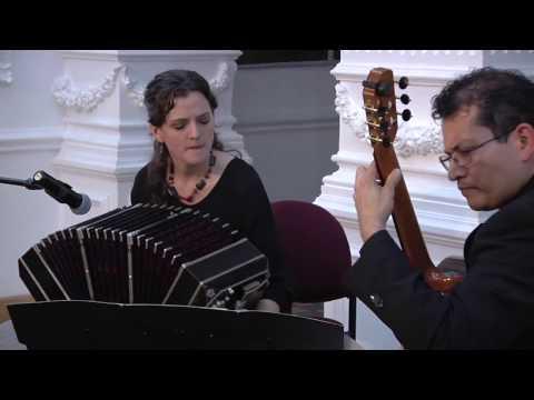 Oblivion Astor Piazzolla, Arreglo Alberto Nuñez Palacio. La Bandarra, Clara Stern y César Lara