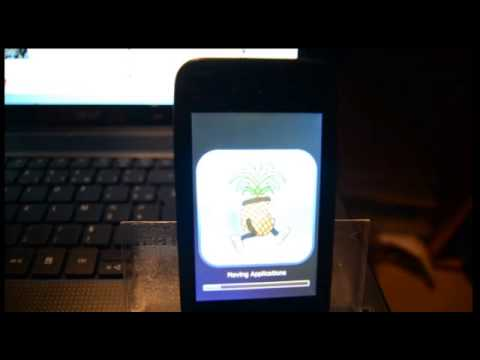 Jailbreak IOS 6.0.1 Semi untethered Iphone 4 - 3GS et Ipod 4G