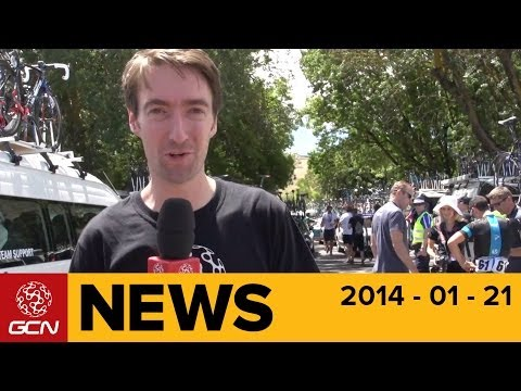 Tour Down Under, Giro 2014 Wildcards And Tech News - GCN Cycling News Show - Ep. 55