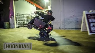 [HOONIGAN] DT 016: Rob gets a new set of wheels #CoolerSlayer?