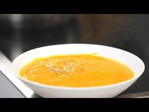 Суп-пюре из тыквы, самый вкусный рецепт! - Уриэль Штерн