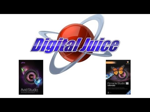 Digital Juice Juicer Review & Tutorial - Pinnacle Studio & Avid Studio