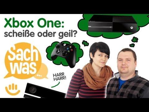 Xbox One: scheiße oder geil? Sach was!