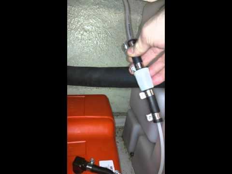 Webasto Air Top Evo 40 Diesel fuel pump sound