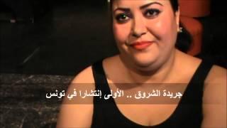 فيديو حصري.. كوثر الباردي تُكذّبُ إشاعة إرتدائها الحجاب