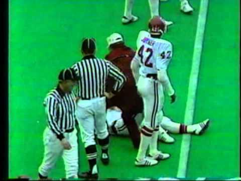 1978 Nebraska vs Oklahoma with Radio Audio