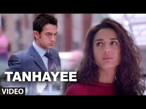 Tanhayee Full Song   Dil Chahta Hai   Amir Khan