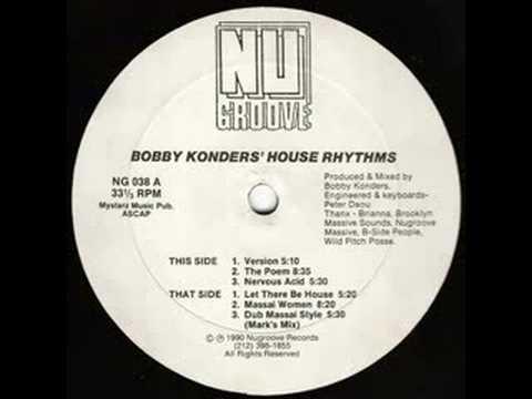 Bobby Konders Nervous Acid