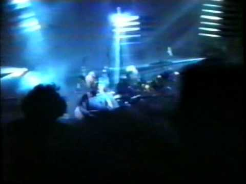 The Cure - Live In Heerenveen (Netherlands 1989, CD 1) Full