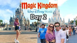Our FIRST TIME At Magic Kingdom! Disney World 2019 | Sophie Foster