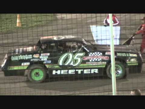 USRA A&B Mods Stock Cars Grand Nationals A Main Video
