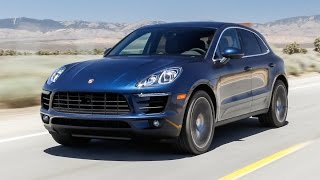 2014 Porsche Macan S Review