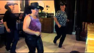 DAMM LANCEMENT - Dance Country - Terri Clark - Girls Lie Too