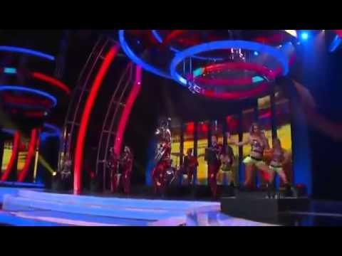 Javier Rosas - La China (Premios De La Radio 2014)