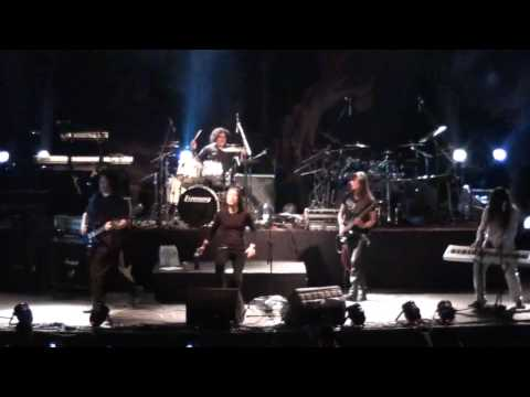 01 - Timo Tolkki(Stratovarius)&Introspeccion - Speed of Light in Colombia(HD)