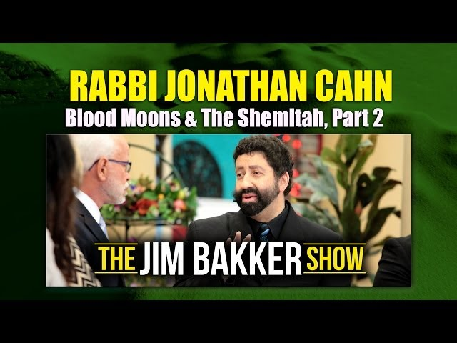 Rabbi Jonathan Cahn on Blood Moons, Part 2