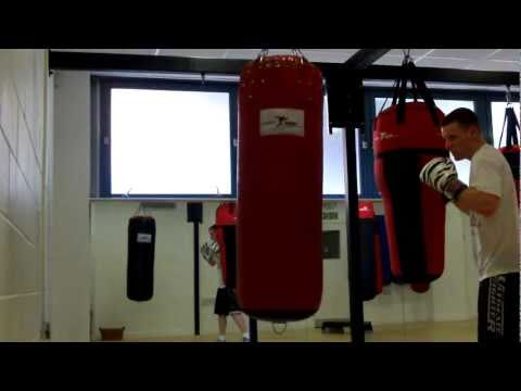 Bas Rutten Boxing CD workout
