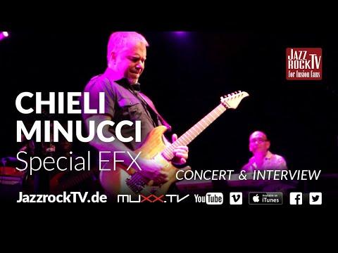JazzrockTV #37 Chieli Minucci&Special EFX